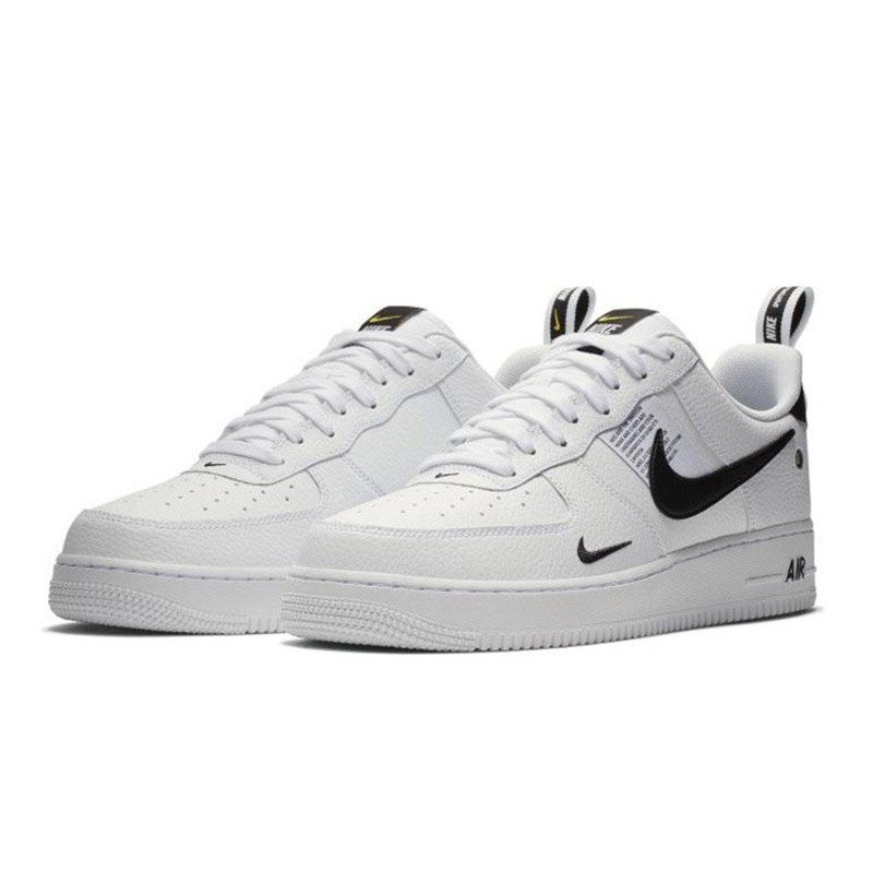 air force 1 low utility femme noir
