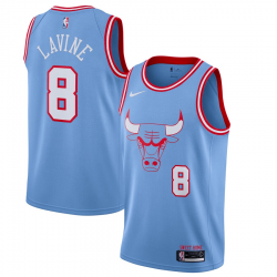 Maillot Chicago Bulls City...