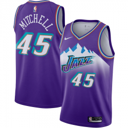 Maillot Utah Jazz Hardwood...
