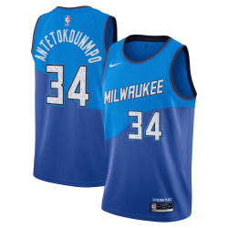 Maillot Milwaukee Bucks...
